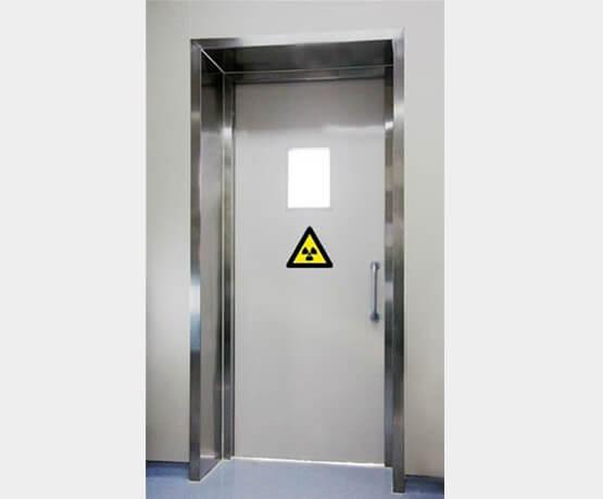 Steel Lead Lined Door
