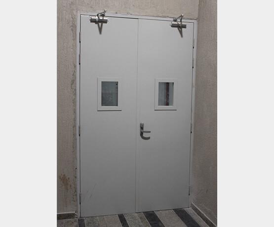 Hollow Metal Press Steel Door